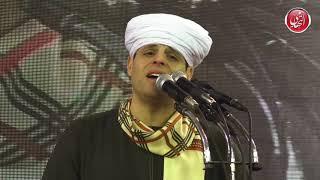 الشيخ محمود ياسين التهامي - مالي حتي اطلُب النوم فى الكري - مولد السيدة زينب ٢٠١٩