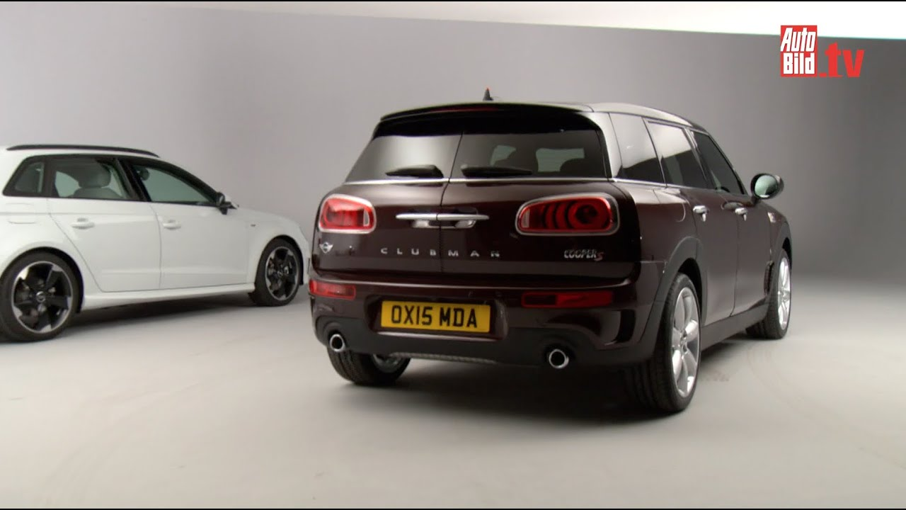 mini clubman 2015 youtube. Black Bedroom Furniture Sets. Home Design Ideas