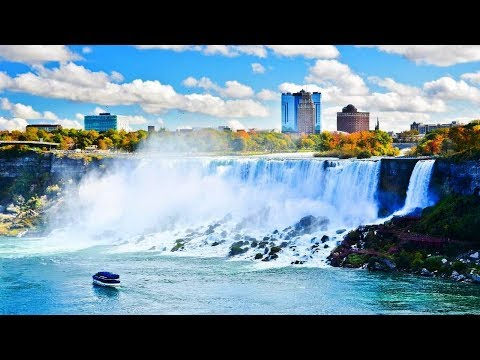 Top10 Recommended Hotels In Niagara Falls, New York State, USA