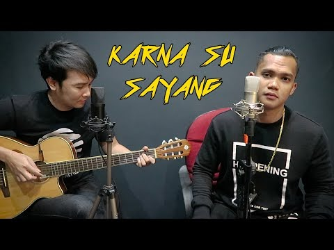 Karna Su Sayang (Near Feat. Dian Sorowea) Nathan Fingerstyle + D2k | Cover | Karena