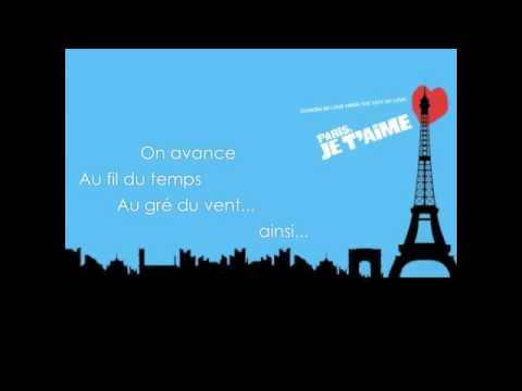 La même histoire - We're all in the dance FEIST (Lyrics)