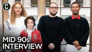 'Mid90s': Jonah Hill And Cast On Shooting In 4:3, The Casting Process, And More