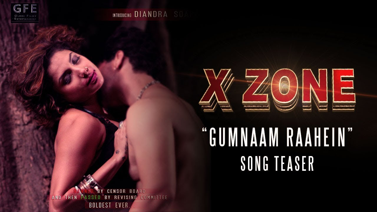 "Download X ZONE | Official Teaser 5 |""Gumnaam Raahein"" song| Sunidhi Chauhan |Hrishitaa Bhatt|Diandra Soares"