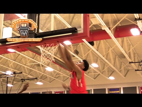 DON'T JUMP WITH (IU COMMIT) JUSTIN SMITH! Official Junior Year AAU Mixtape!