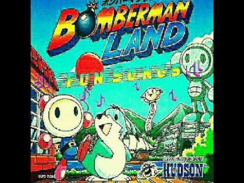 Bomberman land: Fun Songs - Good Morning (Intro Song)
