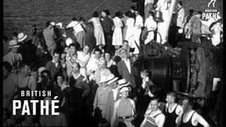 Mediterranean Cruise - Spain / Gibraltar / Madeira Aka Shooting The Sun (1934)
