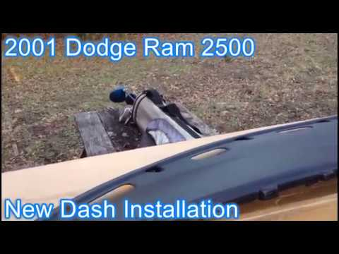 2001 Dodge Ram Dash Installation