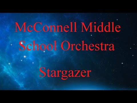 McConnell Middle School: Fall Orchestra: Stargazer