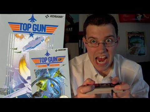 The Karate Kid Angry Video Game Nerd