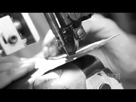 Como são produzidos Sapatos Sergio's