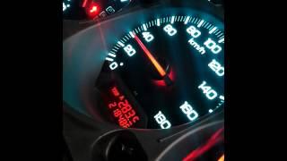 Honda Accord пересвет (рабочее видео)