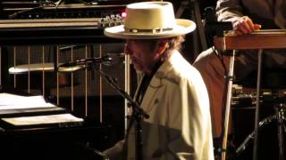 Bob Dylan - Duquesne Whistle - Cadillac Palace Theater, Chi IL Nov 10, 2014