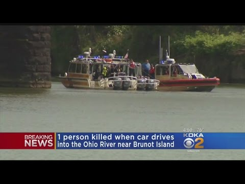 Crews Recover Body From SUV In Ohio River
