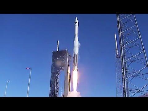 Atlas V launches GPS IIF-12 satellite