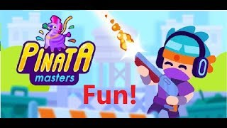 Android game review | pinata master | Piñata master | XXX Fun Game | for kids