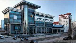 Ufa ( Уфа ) - Bashkir and Islam Capital of Russia