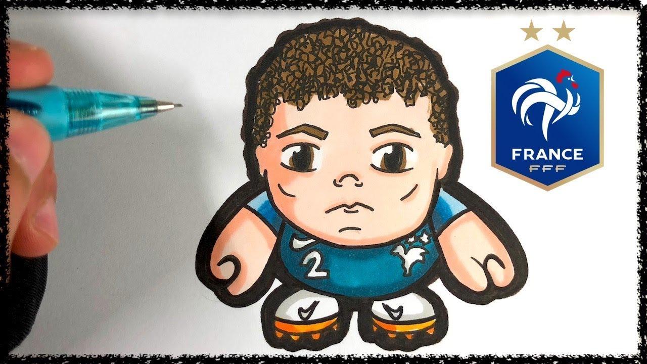 Baby pop comment dessiner benjamin pavard youtube - Comment dessiner un but de foot ...
