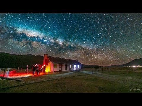 Milky Way Photography Workshop Canberra at Orroral Homestead.