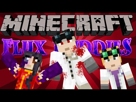 Minecraft  Flux Buddies 66  Dr. Lalnable Hector Yogscast Complete Mod Pack