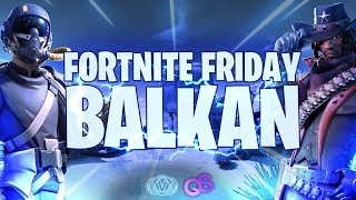 Fortnite Friday Balkan #1-a tournament of me and @vbucks. RS
