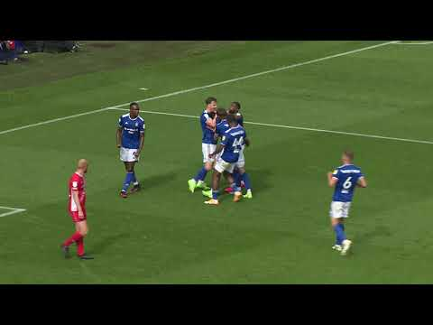 Ipswich Morecambe Goals And Highlights