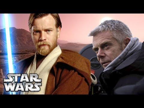 Is An ObiWan Kenobi Star Wars Story by Stephen Daldry In Development?