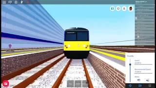 Roblox | Mind The Gap! | class 360 Denthorpe ACW route PART 1