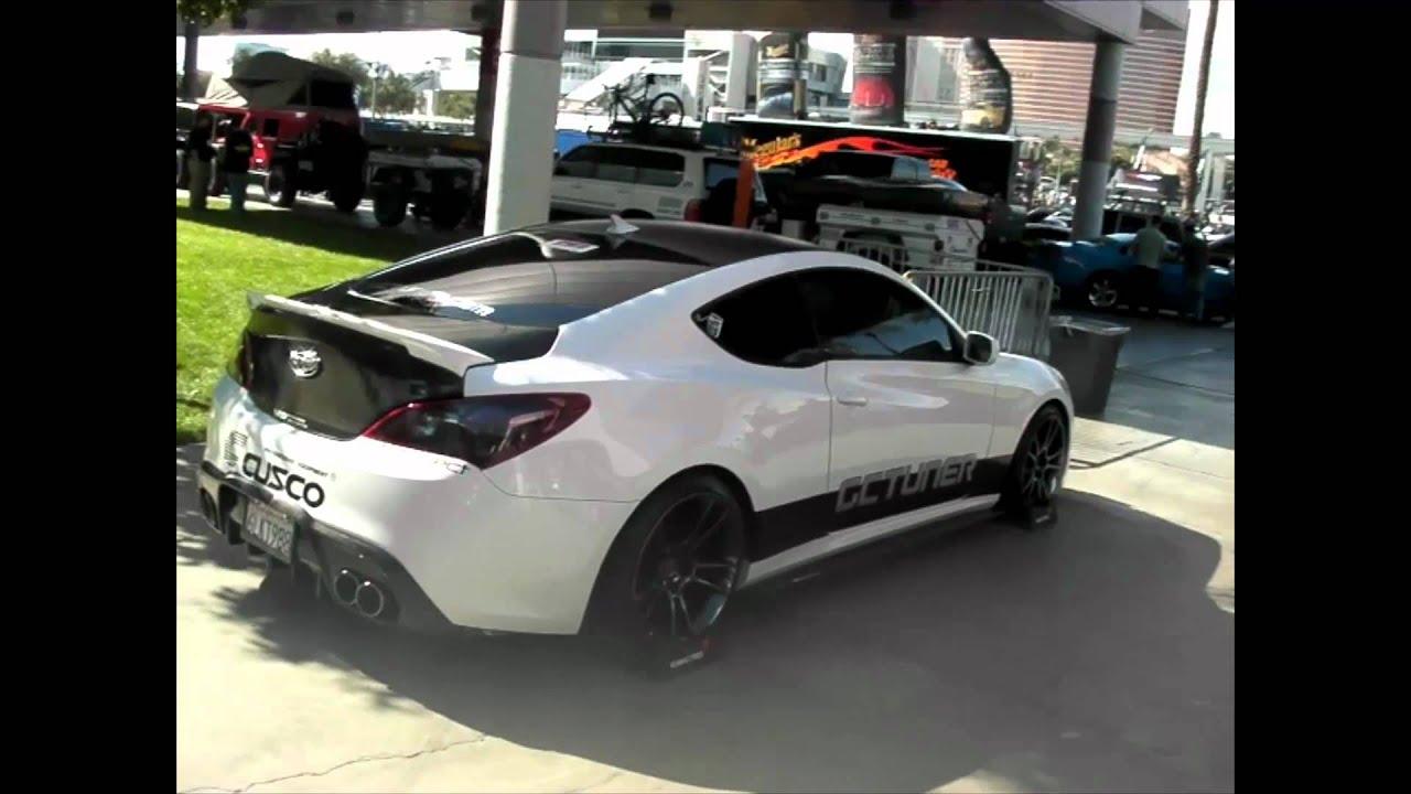 Dubsandtires Com 2012 Hyundai Genesis Review 20 Matte