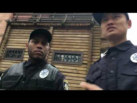 Прикол в полиции