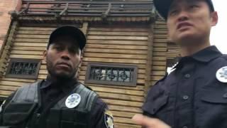 ШОК!!!Украина докатилась!свежие приколы октябрь 2016 . полицейская академия в киеве!