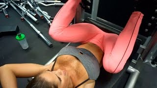 MICHELLE LEWIN Workout - 3