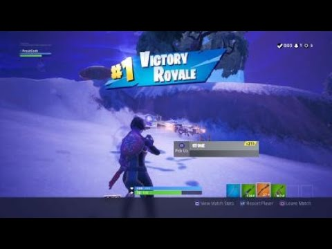 Fortnite master class from a bot