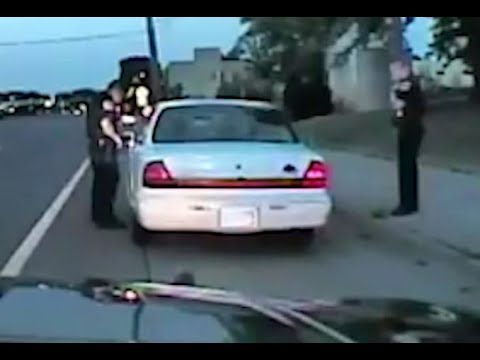 New dashcam footage shows moments before police shot Philando Castile - GRAPHIC
