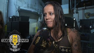 New NXT Women's Champion Shayna Baszler prepares to jump aboard the war wagon: April 7, 2018