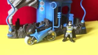 MARVEL SUPER HEROE: BATMAN, BATCAVE, BATMOTO, MARVEL, ACTION HERO, UNBOXING PLASTIC TOY #toys