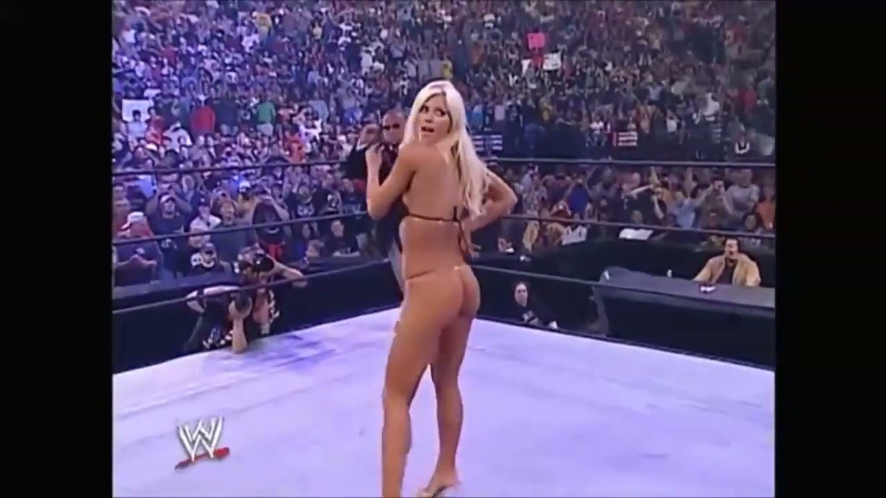 Download WWE Sable and Torrie Wilson Kiss