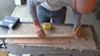 How To Build A Cigar Box Guitar: Part 1- Let's Get Started!  Setting The Scale