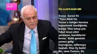 Nihat Hatipoğlu - Hz. Yunus'un Hayatı - 16.01.2014