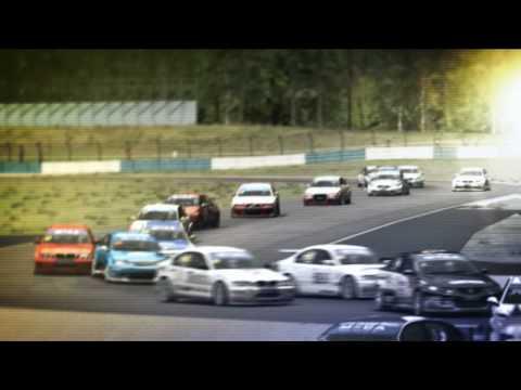 Swedish Touring Car Championship (Promotional Video)