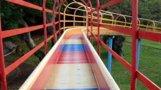 Me Going Down The Roller Slide