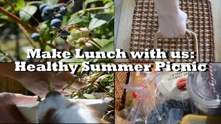 Make Lunch with Us: Healthy Summer Picnic! Thumbnail