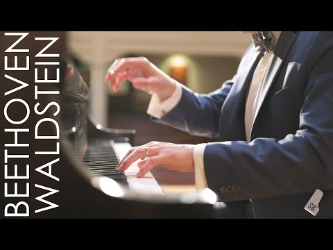 """Beethoven Sonata Op. 53 """"Waldstein""""   Sean Kennard, piano"""