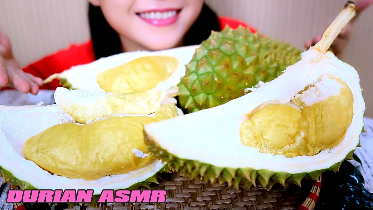 Asmr Durian Eating Sound No Talking Linh Asmr Youtube * asmr (autonomous sensory meridian response) is a euphoric experience identified by a tingling sensation that triggers positive feelings, relaxation and focus. asmr durian eating sound no talking linh asmr