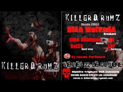 LAP @ Killer Drumz (Live DNB sampler set) Oct 22, 2010