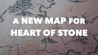 New Map for The Heart of Stone