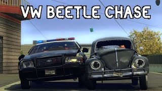 Driver San Francisco- Classic VW Beetle Chase