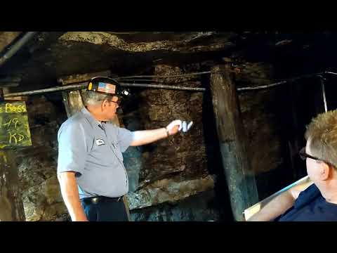 Beckley WV Exhibition Coal Mine Tour