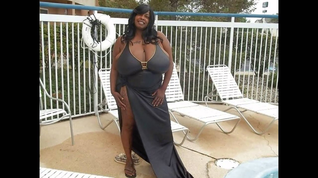 big black candid boobs - youtube