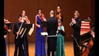 Bach Brandenburg Concerto No.2 (3) - Allen Vizzutti & City Chamber Orchestra of Hong Kong