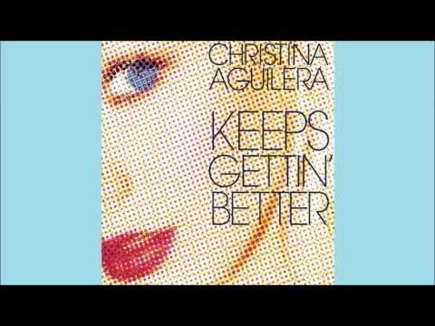 Christina Aguilera - Keeps Gettin' Better (Aleko's Vitrola Club Mix)